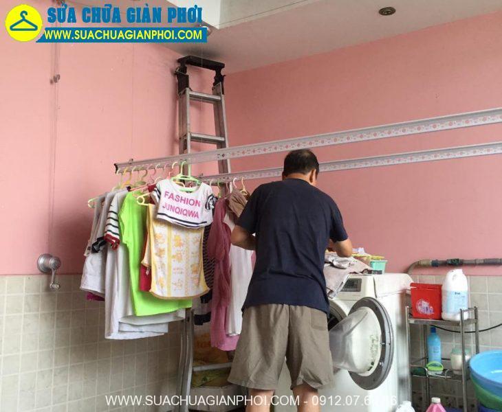 Sửa chữa giàn phơi Hoàn Kiếm tại Sửa chữa giàn phơi.com