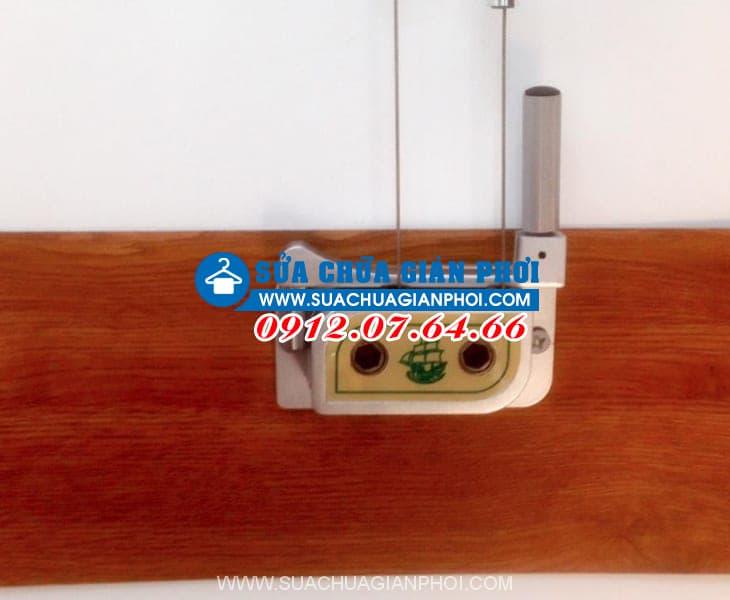 Bộ tời giàn phơi HP333