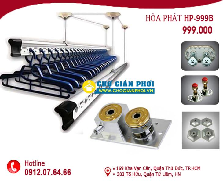 Giàn phơi thông minh Hòa Phát HP-999B