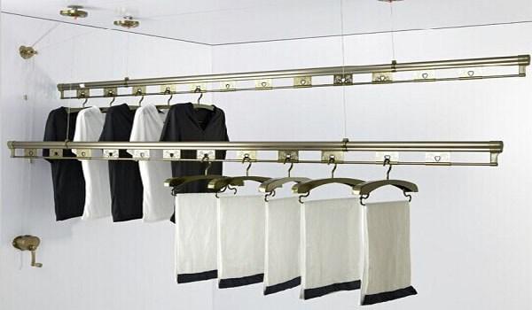 Sản phẩm giàn phơi thông minh quần áo